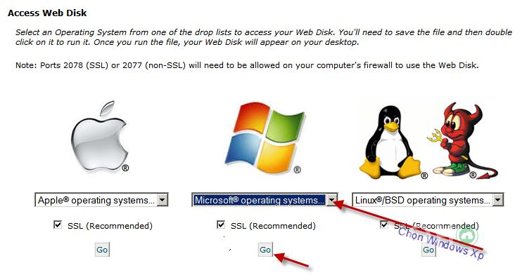 Web Disk của cPanel là gì? Hướng dẫn truy cập và sử dụng Web Disk 5