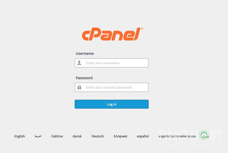 Webmail là gì ? Hướng dẫn đăng nhập webmail cPanel 9
