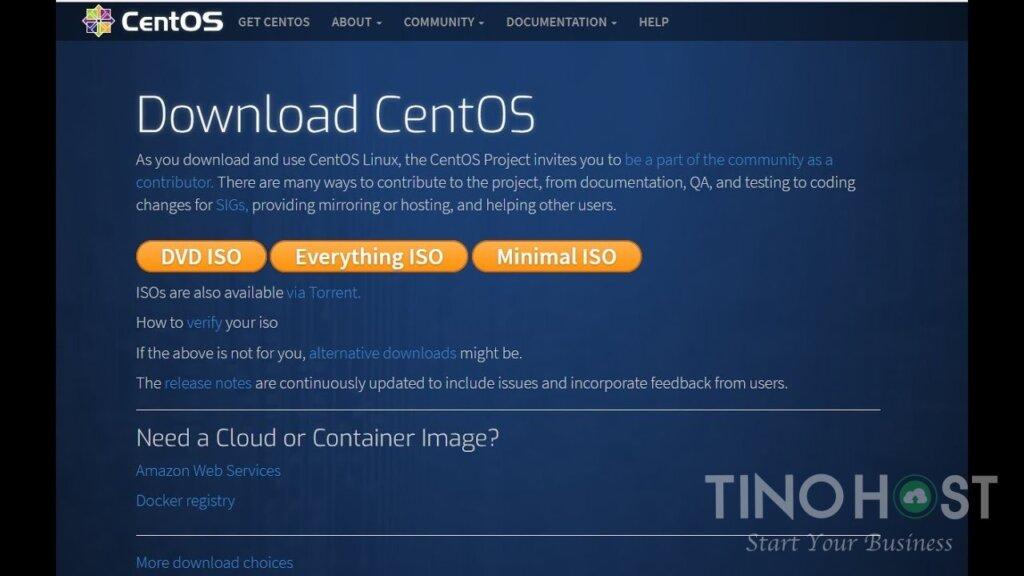 Centos là gì? Tìm hiểu về hệ điều hành Centos 2