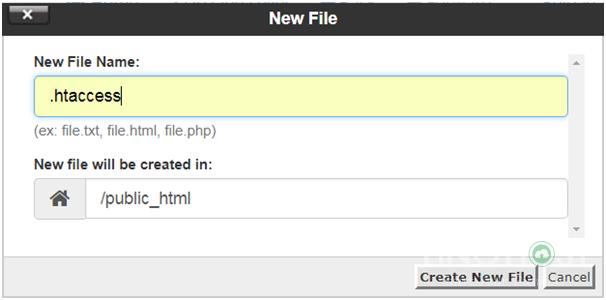 File .htaccess là gì? Tác dụng của file .htaccess 4