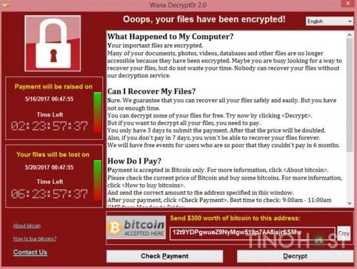 Virus WannaCry là gì? 6