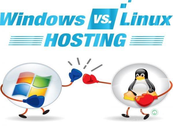 Hosting chạy hệ điều hành Linux hay Windows thì tốt hơn? 2