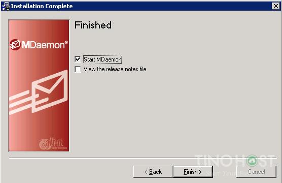 Hướng dẫn cài đặt và cấu hình Mail Server MDaemo 15