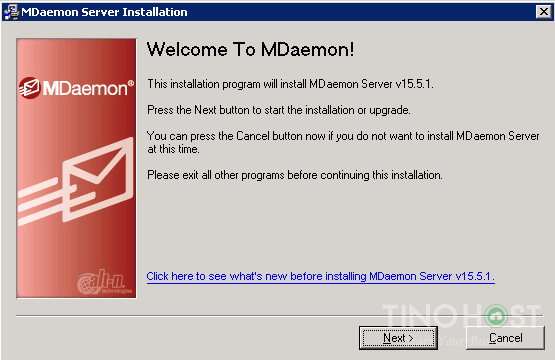 Hướng dẫn cài đặt và cấu hình Mail Server MDaemo 10
