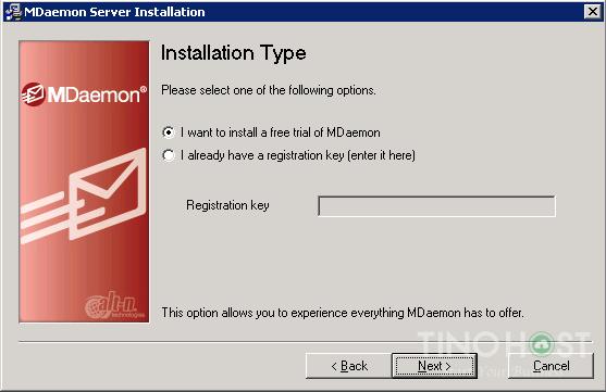Hướng dẫn cài đặt và cấu hình Mail Server MDaemo 12