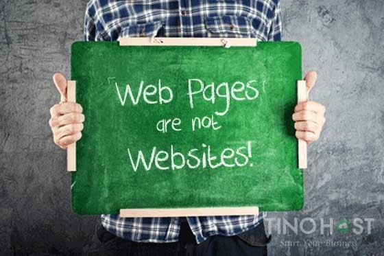 Website là gì? Web Page là gì? Web Page khác gì so với Website? 2