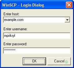 WinSCP là gì ? 7