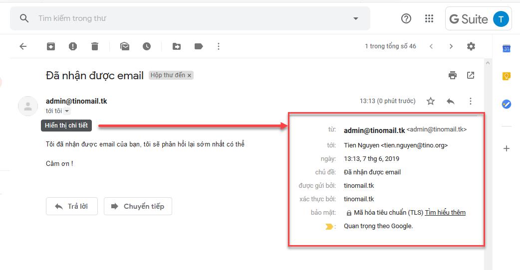 Hướng dẫn sử dụng chức năng Autoresponders (Tự động trả lời) trên Email Hosting 6