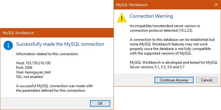 [cPanel] - Hướng dẫn sử dụng chức năng Remote MySQL® trên Hosting cPanel 21