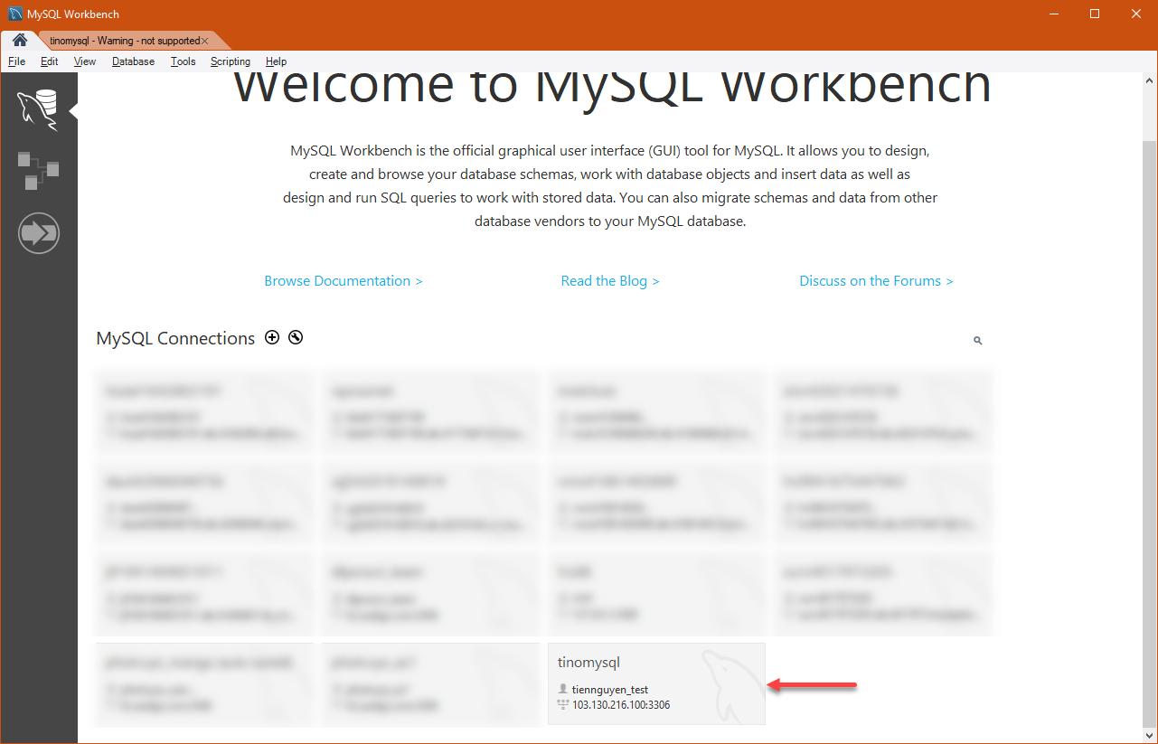 [cPanel] - Hướng dẫn sử dụng chức năng Remote MySQL® trên Hosting cPanel 22