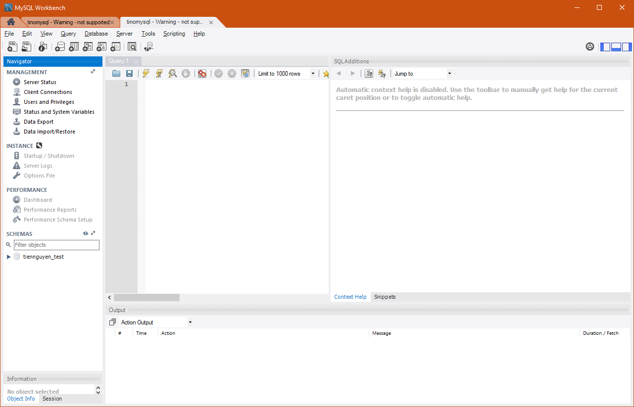 [cPanel] - Hướng dẫn sử dụng chức năng Remote MySQL® trên Hosting cPanel 23