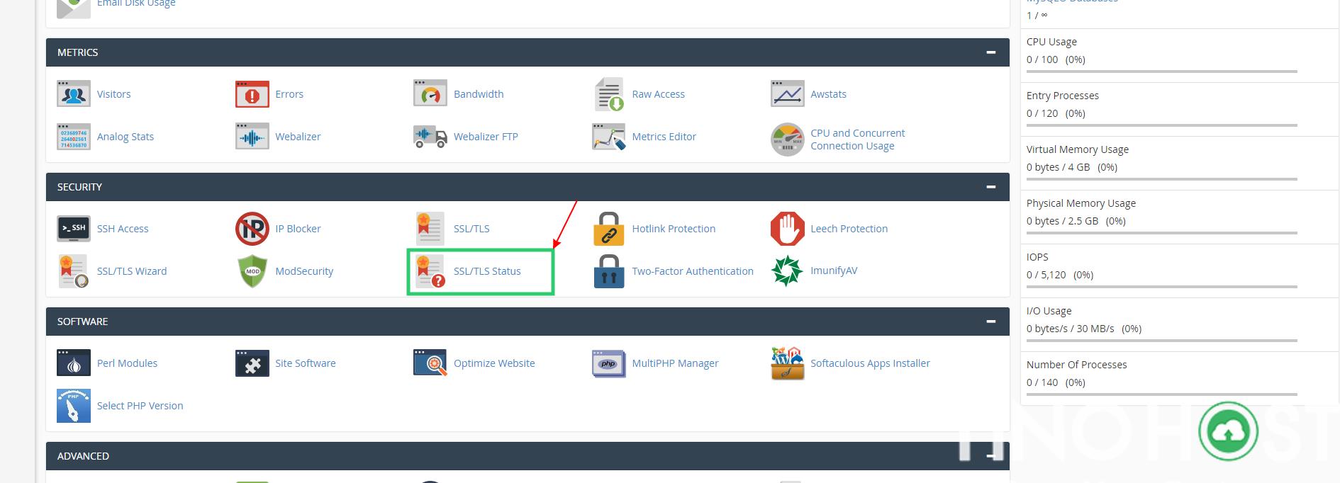 Hướng dẫn cài đặt SSL miễn phí trên Hosting. 2