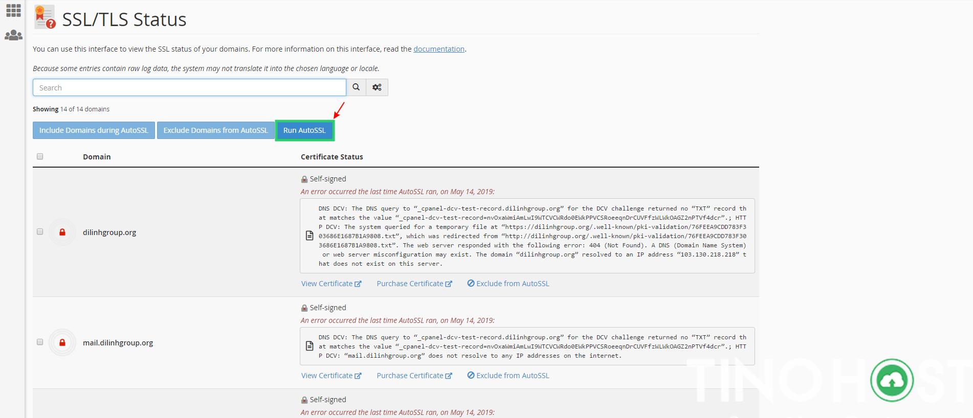Hướng dẫn cài đặt SSL miễn phí trên Hosting. 3