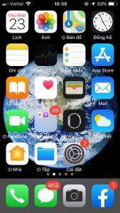 Hướng dẫn cấu hình Email doanh nghiệp trên phần mềm Mail trên IOS 13