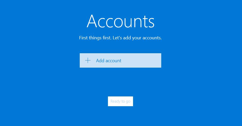 Hướng dẫn cấu hình Email doanh nghiệp trên phần mềm email Email trên Windows 10 18