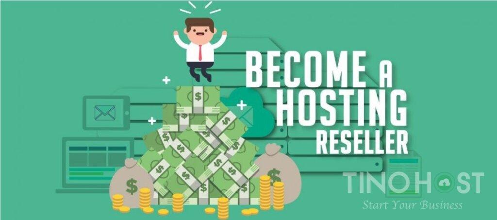 Reseller hosting là gì?