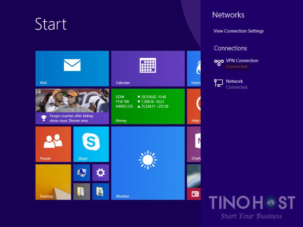 Hướng dẫn tạo kết nối VPN trên máy tính Windows 7, 8, 10 29