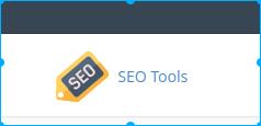Giới thiệu tính năng SEO AND MARKETING TOOLS trên gói dịch vụ SEO hosting 9