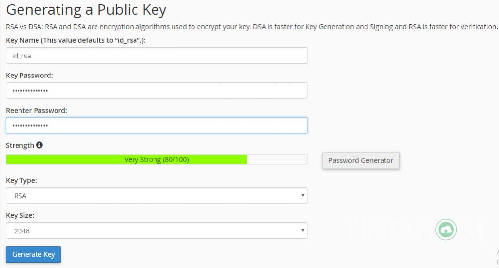 Hướng dẫn truy cập SSH vào Share Hosting Với Putty 22