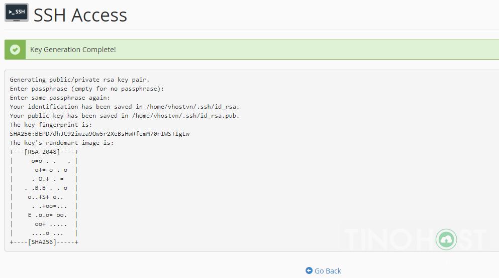 Hướng dẫn truy cập SSH vào Share Hosting Với Putty 23