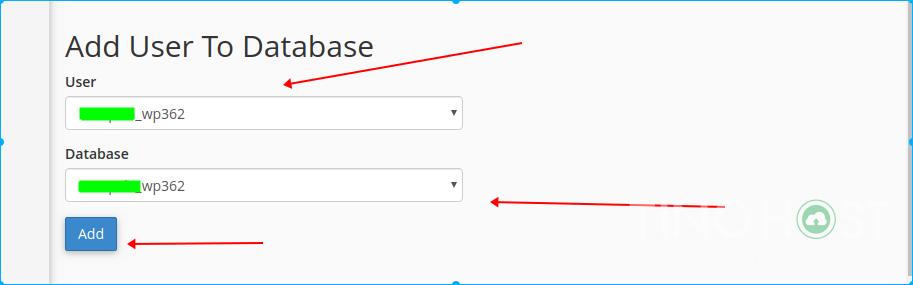 Cách khắc phục không kết nối được database trên host 5