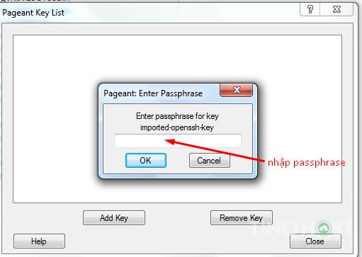 Hướng dẫn truy cập SSH vào Share Hosting Với Putty 32
