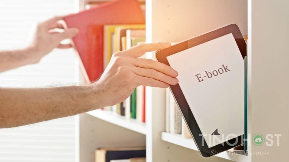 Bán ebooks - phương thức kinh doanh online tại nhà không cần vốn năm 2019