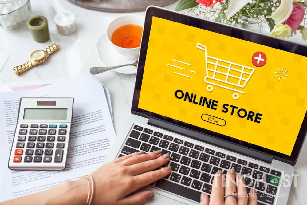 Bán hàng online là bạn có thể bán tất tần tật mọi thứ mà mình thích