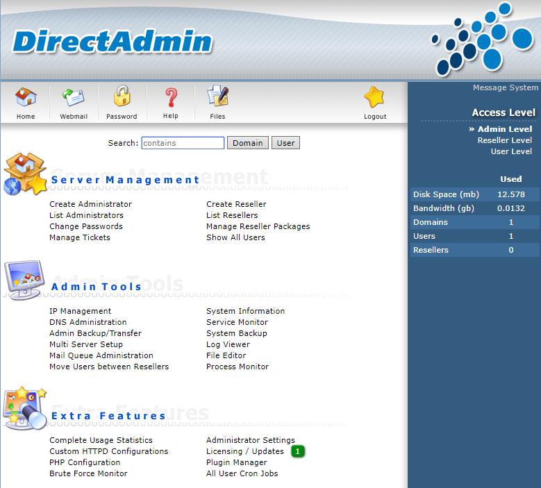 Direct Admin là gì? 5