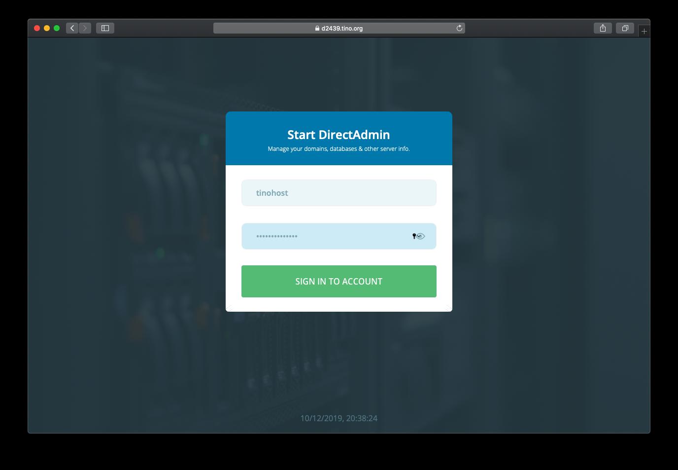 [DirectAdmin] - Hướng dẫn tùy chọn phiên bản PHP cho website trên Directadmin 9