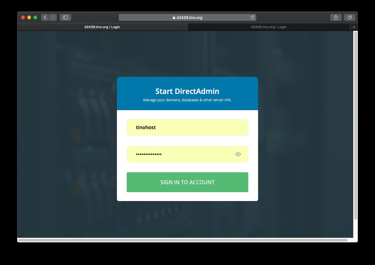 [DirectAdmin] - Hướng dẫn bật đăng nhập hosting DirectAdmin xác thực qua Google Authentication 17