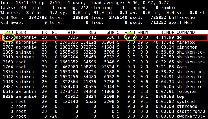 Limit Process CPU Usage to 20%