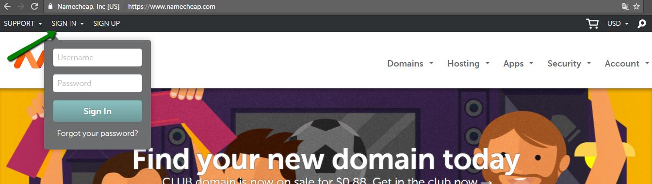 Hướng dẫn trỏ domain Namecheap về hosting của TinoHost 6