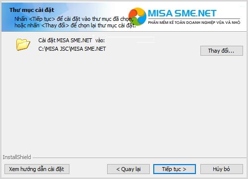 Hướng dẫn cách cài đặt phần mềm MISA 2021 15