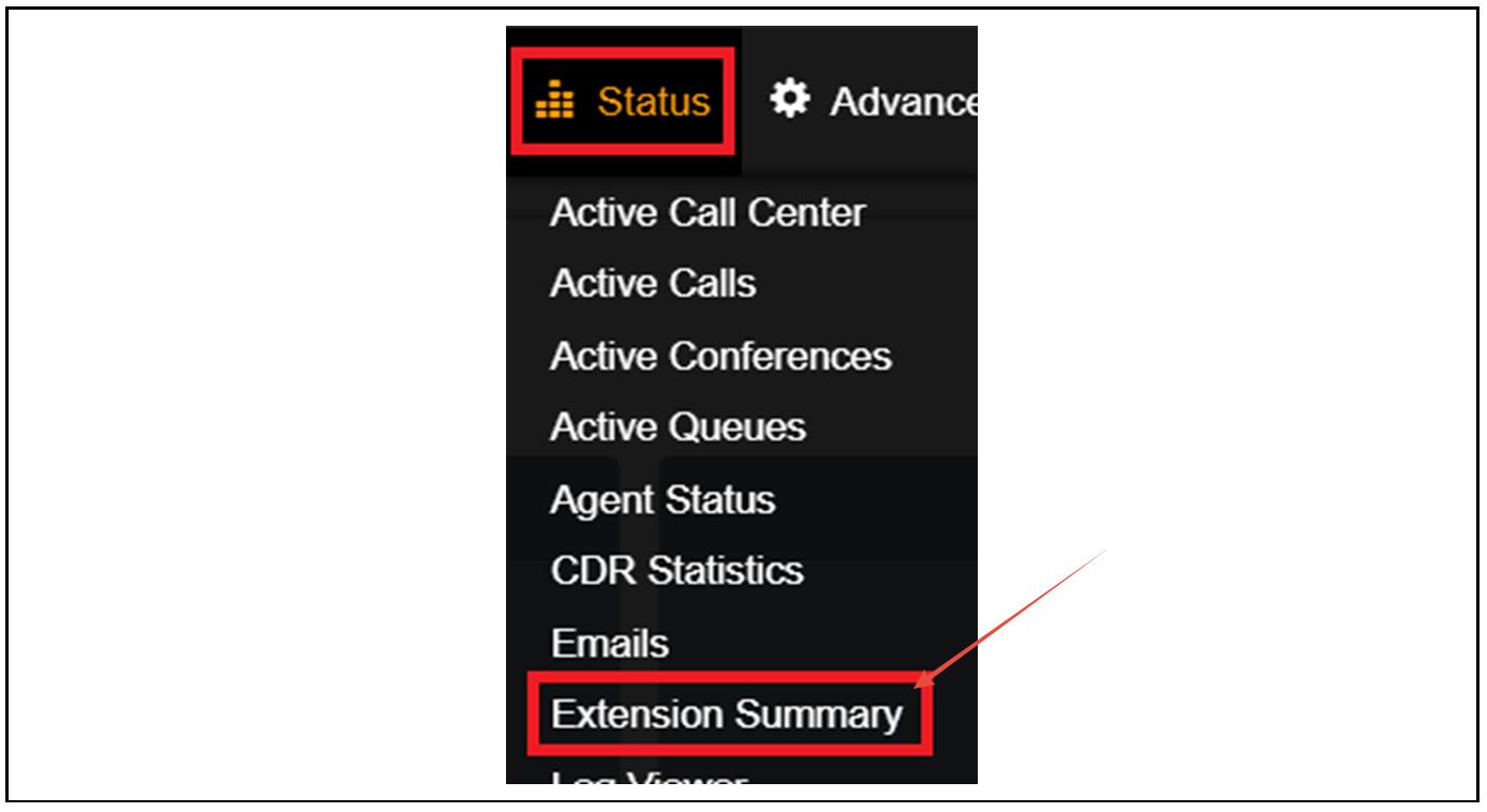 Hướng Dẫn Tổng Đài Ảo - Thống kê tổng cuộc gọi của Extensions 5
