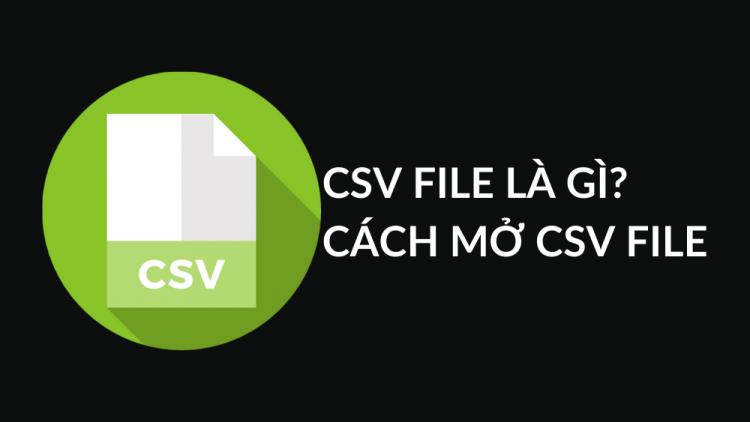 CSV là gì? Hướng dẫn cách mở file CSV 1