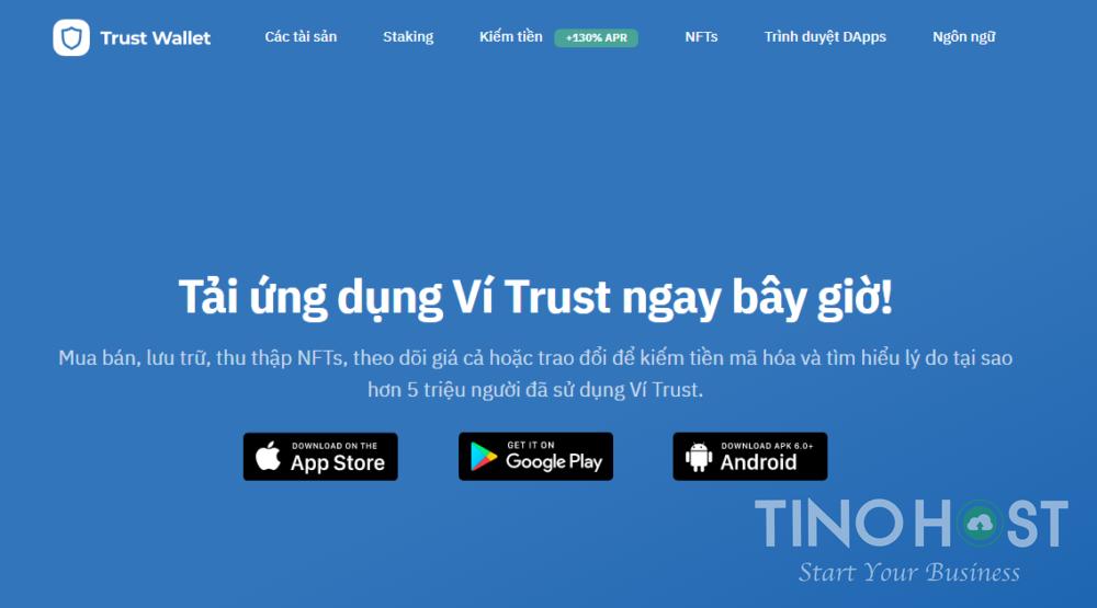 Ví Trust Wallet là gì? Hướng dẫn tạo ví Trust Wallet trên điện thoại 7