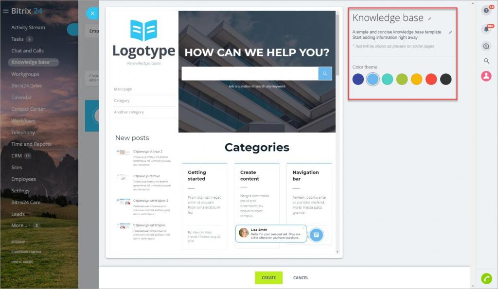 [Knowledge Base] Cơ sở kiến thức của công ty