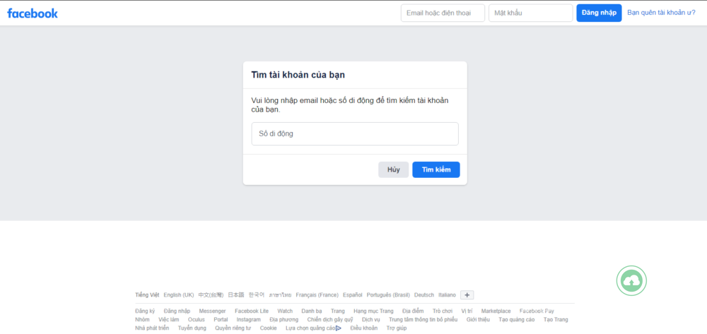 cach-lay-lai-mat-khau-facebook-khi-mat-so-dien-thoai-va-email