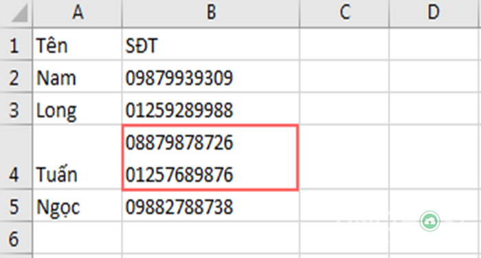 cach-viet-chu-xuong-dong-trong-excel