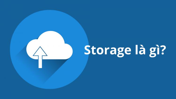 storage là gì