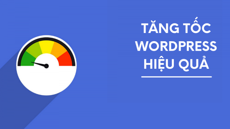 Hướng dẫn cách tăng tốc WordPress mới nhất 2021 1