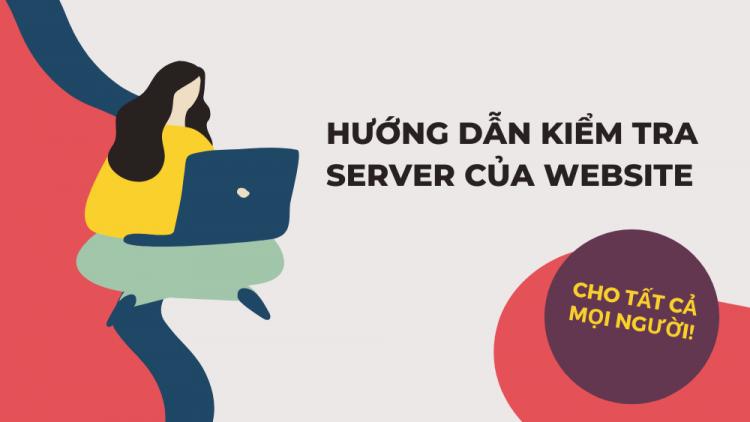 Hướng dẫn cách kiểm tra Server của website 2021 1