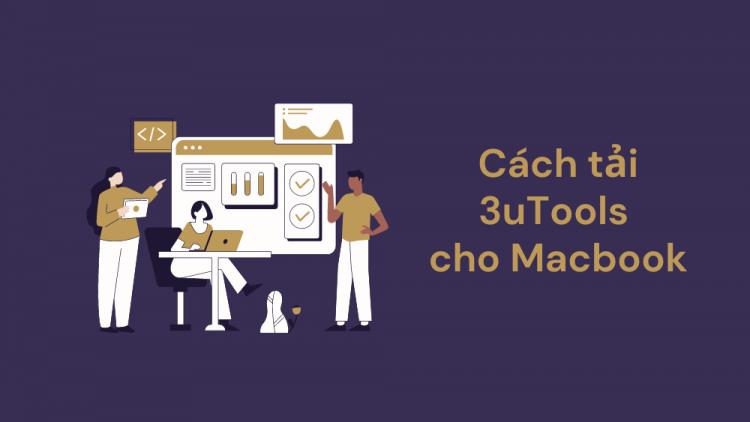 Cách tải 3uTools cho Macbook 1