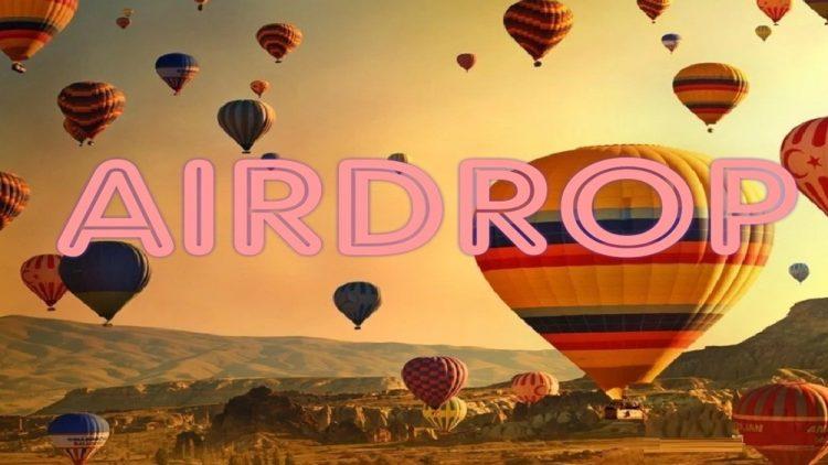 airdrop-trong-coin-la-gi
