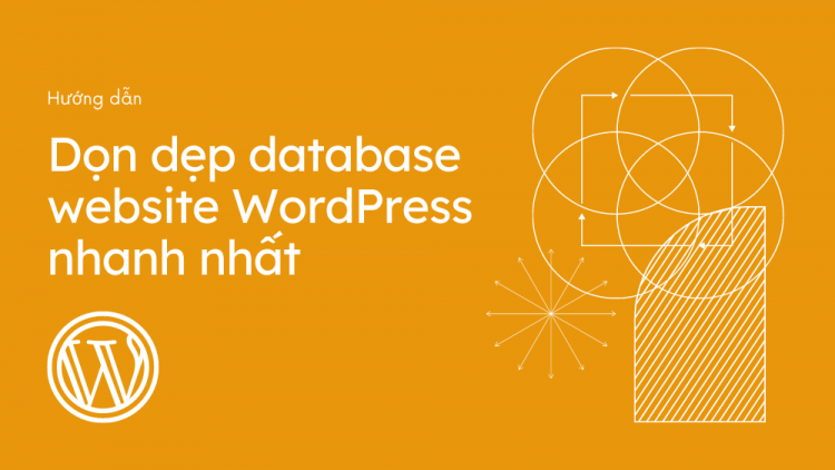 Hướng dẫn dọn dẹp Database website WordPress nhanh nhất 1