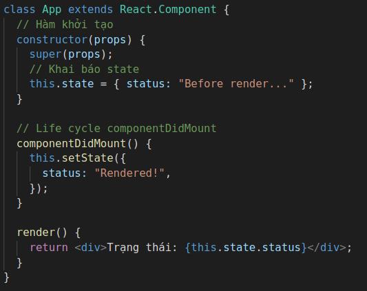 ReactJS: Giới thiệu về Components và Props trong React 10