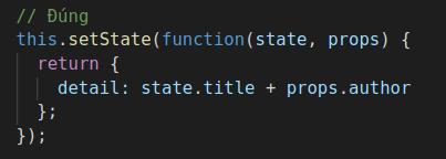 ReactJS: State là gì? Cách sử dụng state đúng cách trong React 17