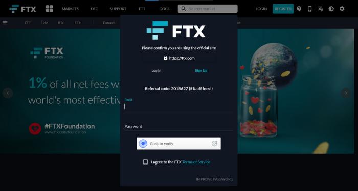 Sàn FTX là gì? Hướng dẫn đăng ký, nạp và rút token coin trên sàn FTX 8