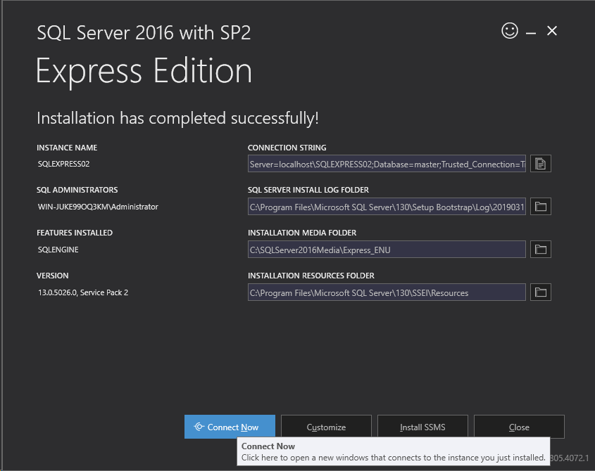 huong-dan-cai-dat-sql-server-2016-sp2-express